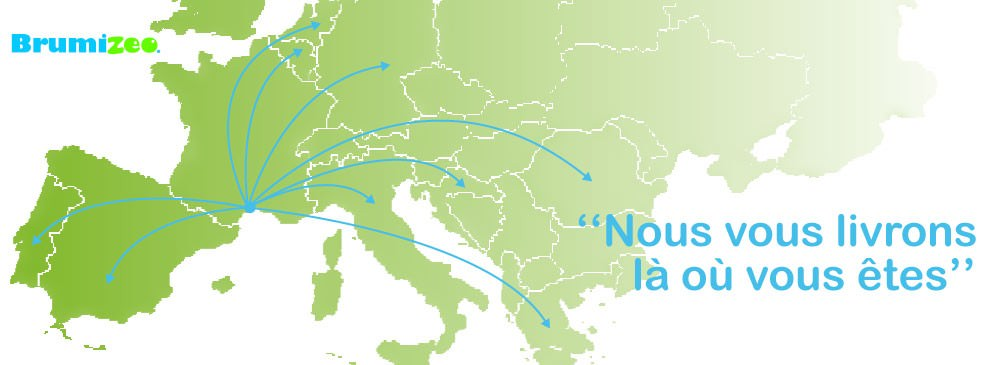 livraison europe