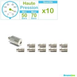 Buses de brumisation Haute Pression classic Lot de 10
